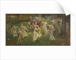 The Progress of Spring, 1905 by Charles Daniel Ward