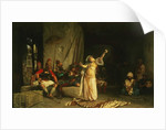 The Dance of the Almeh, 1863 by Jean Leon Gerome