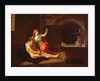 Roman Charity 1800 by Francois Xavier Fabre