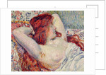 Woman with Red Hair, 1906 by Theo van Rysselberghe