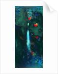 Green Waterfall by Jane Deakin