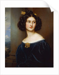 Portrait of Nanette Kaula, 1829 by Joseph Carl Stieler