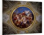 Olympus, Iliad Room, Palazzo Pitti by Luigi Sabatelli