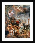 Martyrdom of St Livino by Peter Paul Rubens