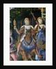The Procession of the Magi, detail, 1459 by Benozzo di Lese di Sandro Gozzoli