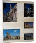 Impressions of Cairo, series of tableaux by Cesare Biseo