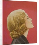 Hitchcock Blonde by Duncan Hannah