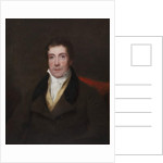 Portrait of George Beadnell, 1830-35 by Henry William Pickersgill