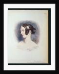 Mary Hogarth, c.1890 by Hablot Knight Browne