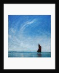 Sailing Barge at Maldon by Derek Hare