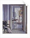 30 Regent Terrace, c.1934 by Francis Campbell Boileau Cadell