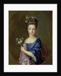 Princess Louisa Maria Stuart by Francois de Troy