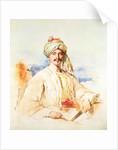 Portrait of a Man in Oriental dress, 1861 by Kenneth Macleay