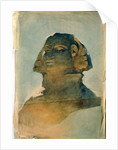 Sphinx at Giza by Carl Haag
