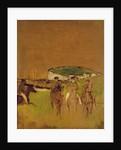 Morning Ride, c.1866 by Edgar Degas