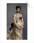 Madame Paul Poirson, 1885 by John Singer Sargent
