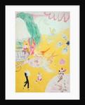 Love Flight of a Pink Candy Heart, 1930 by Florine Stettheimer