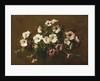 Petunias, 1881 by Ignace Henri Jean Fantin-Latour