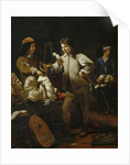 In the Studio, 1652 by Michael Sweerts