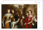 A Family Group, 1634/35 by Anthony van Dyck