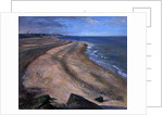 Beach Curve Towards Southwold by Timothy Easton