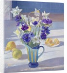 Spring Flowers and Lemons by Timothy Easton