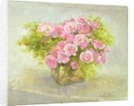 Alchemilla and Roses by Timothy Easton