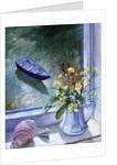 First Flowers and Shells by Timothy Easton