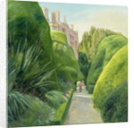 The Topiary Path, Powis Castle by Timothy Easton