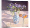 French Jug with Anemones by Timothy Easton