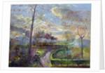 Smoke Drift, Autumn by Timothy Easton