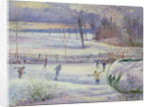 The Skating Day by Timothy Easton