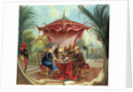 Chinese Tea by Jacques Vigoureux Duplessis