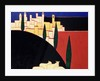 San Gimignano with Sheep, 1999 by Eithne Donne