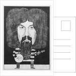 Portrait of Billy Connolly by Barry Fantoni
