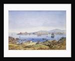 Corfu from the Island of Vido, c.1845 by Joseph Schranz