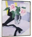Roses at Cassis, 1921 by Francis Campbell Boileau Cadell