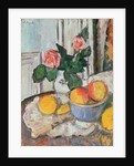 Roses and Fruit by George Leslie Hunter