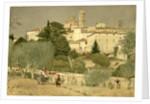 In Tuscany, 1906 by Joseph Edward Southall
