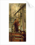 Emigrants, c.1879 by James Jacques Joseph Tissot