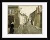 Street Scene in Treboul, 1930 by Christopher Wood