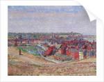 Dieppe, c.1911 by Harold Gilman