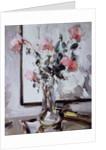 Still Life with Roses by Samuel John Peploe
