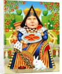The Queen of Hearts, 2001 by Frances Broomfield
