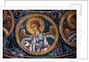 Angel Medallion around Christ and the Last judgement by Anonymous