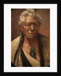'An Aristocrat' Atama Paprangi, Chieftain of the Te Rarawa Tribe by Anonymous