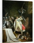 The Death of King Richard II, c.1792-93) by Francis Wheatley