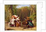 Train up a child in the way he should go... by William Mulready