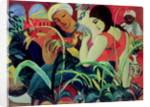 Oriental Women, 1912 by August Macke