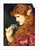 Love's Shadow, 1867 by Anthony Frederick Augustus Sandys
